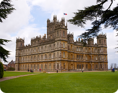 Downton Abbey Filming Locations and Highclere Castle ...