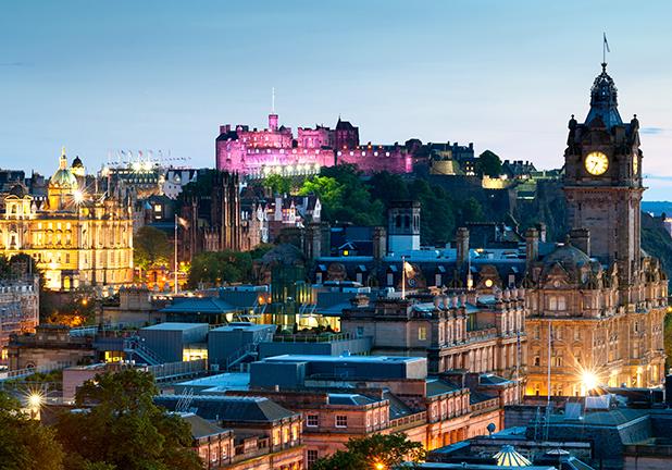 Edinburgh & Scottish Highlands