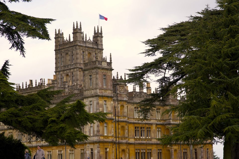 Downton Abbey Filming Locations, Oxfordshire Cotswolds & Blenheim Palace