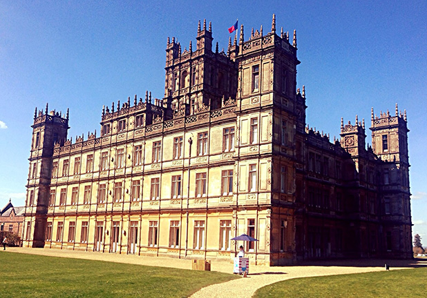 Highclere Castle & Downton Abbey Private Chauffeur