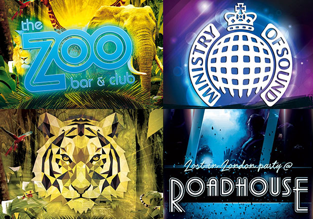 London Parties and Clubs