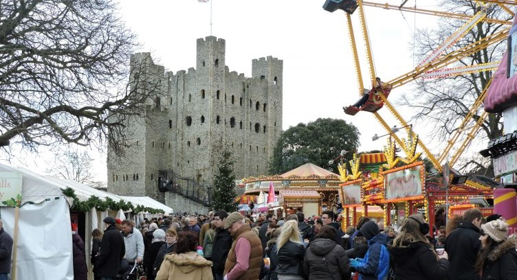 rochester is best known as the home of the writer charles dickens and during our guided walking tour we will learn more about his time here - Dickens Christmas Festival